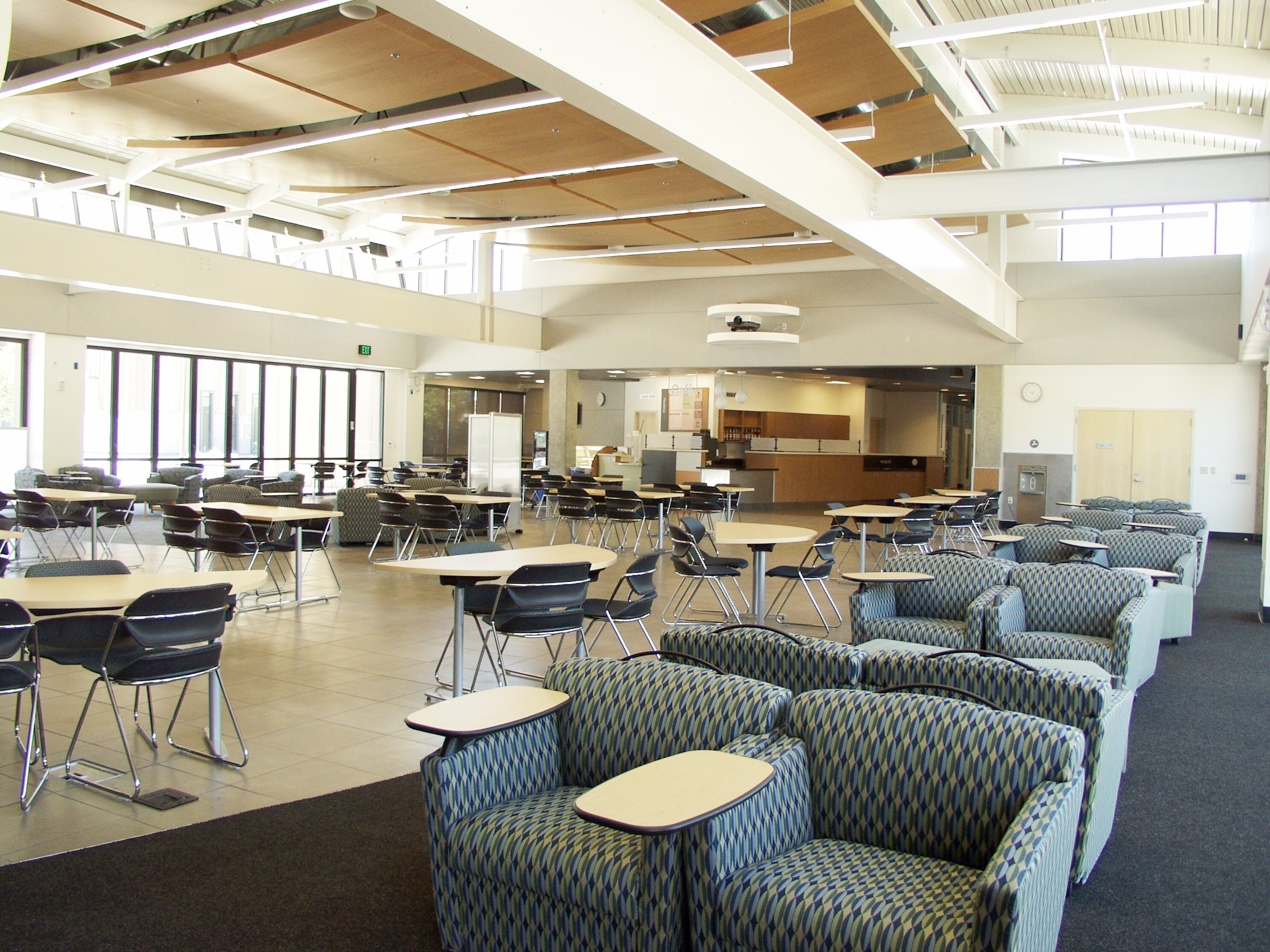 West Valley College Interior Design West Valley College Campus Center Modernization  Gonsalves .